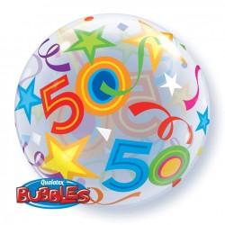 Bubble Age 50