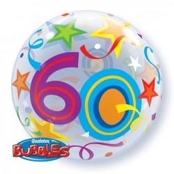 Bubble Age 60