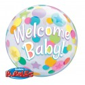 Bubble Welcome Baby