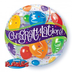 Bubble Congratulations