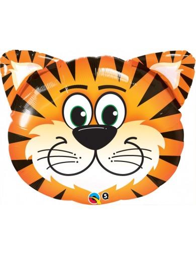 Tickled Tiger