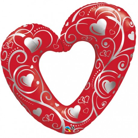 Heart Filigree