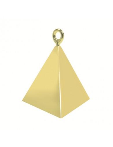 Poids Pyramide gold
