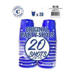 Original Cup Shooters Bleus