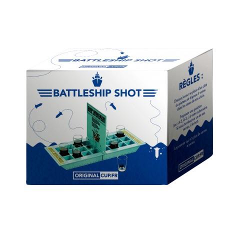Battleship shot