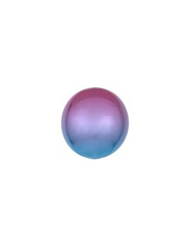 Orbz ombré bleu et lila