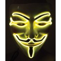 Masque Anonymous led