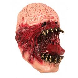 Masque halloween cerveau