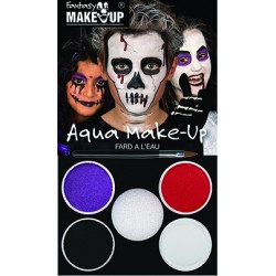 Aqua make up Monster