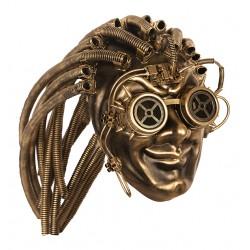 Masque steampunk or