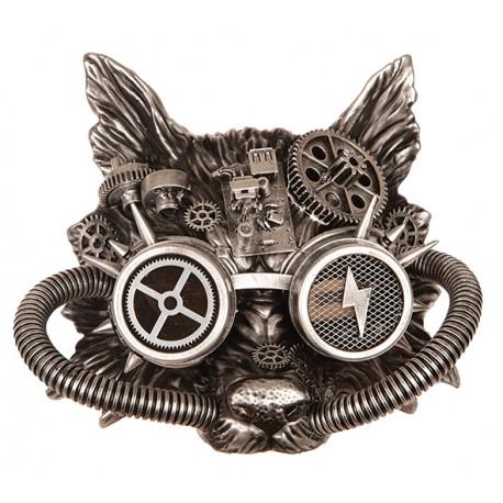 Masque steampunk fox