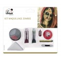 Kit maquillage zombie woman