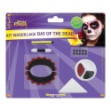 Kit maquillage day of dead