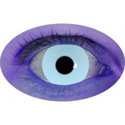 Lentilles UV blanc