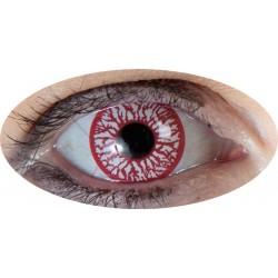 Lentilles oeil sanglant