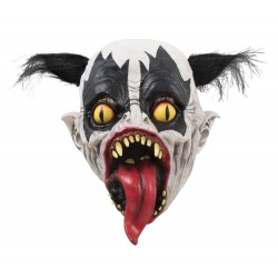 Masque clown monstrueux