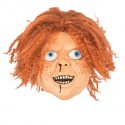 Masque scary doll