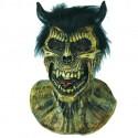 Masque horreur long cou