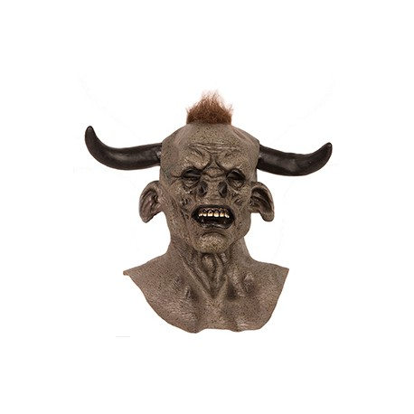 Masque horns