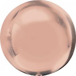 Orbz rose gold