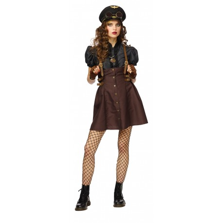 Costume Steampunk lady
