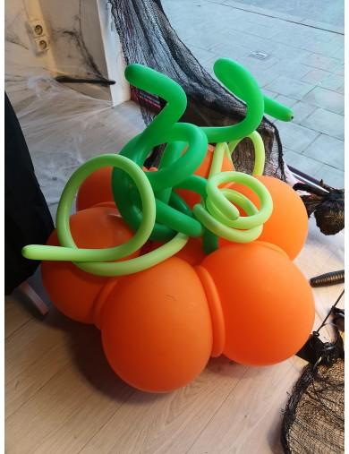 Citrouille en ballon