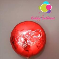 Ballon personnalisé cars