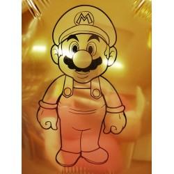 Ballon personnalisé Mario Bros