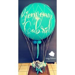 Ballon personnalisé naissance
