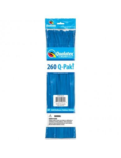 Ballons à sculpter 260 Q Dark blue