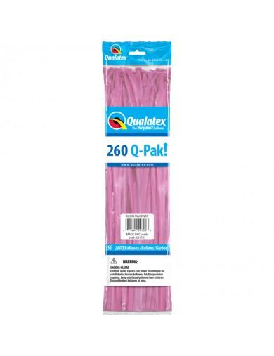 Ballons à sculpter 260 Q Neon pink
