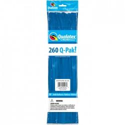 Ballons à sculpter 260 Q Sapphire blue
