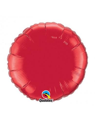 Rond aluminium Red