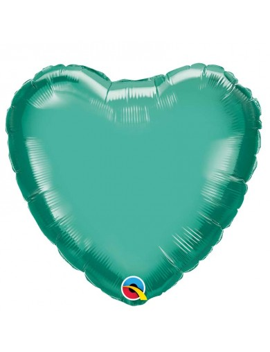 Coeur aluminium Chrome Green
