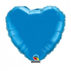 Coeur aluminium Sapphire Blue
