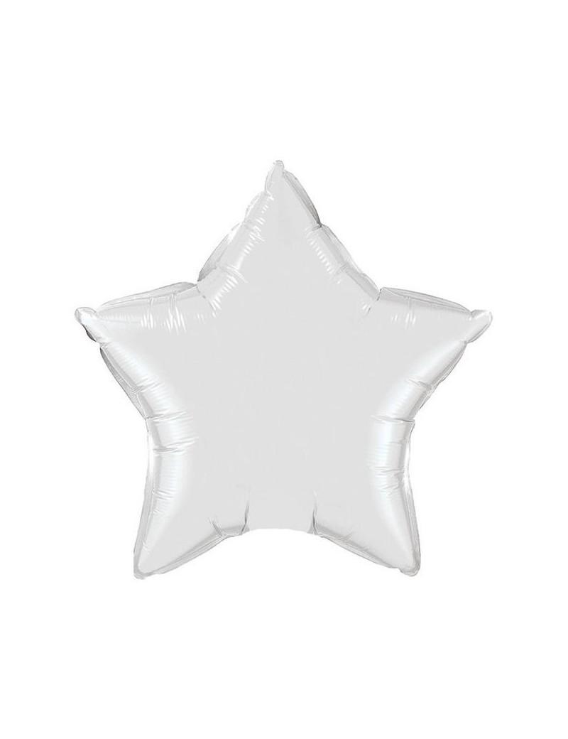 Etoile aluminium White