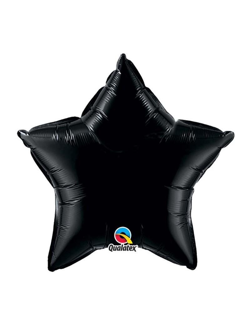 Etoile aluminium Black