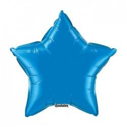 Etoile aluminium Sapphire Blue