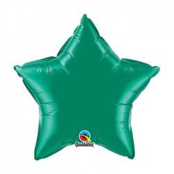 Etoile aluminium Emerald Green