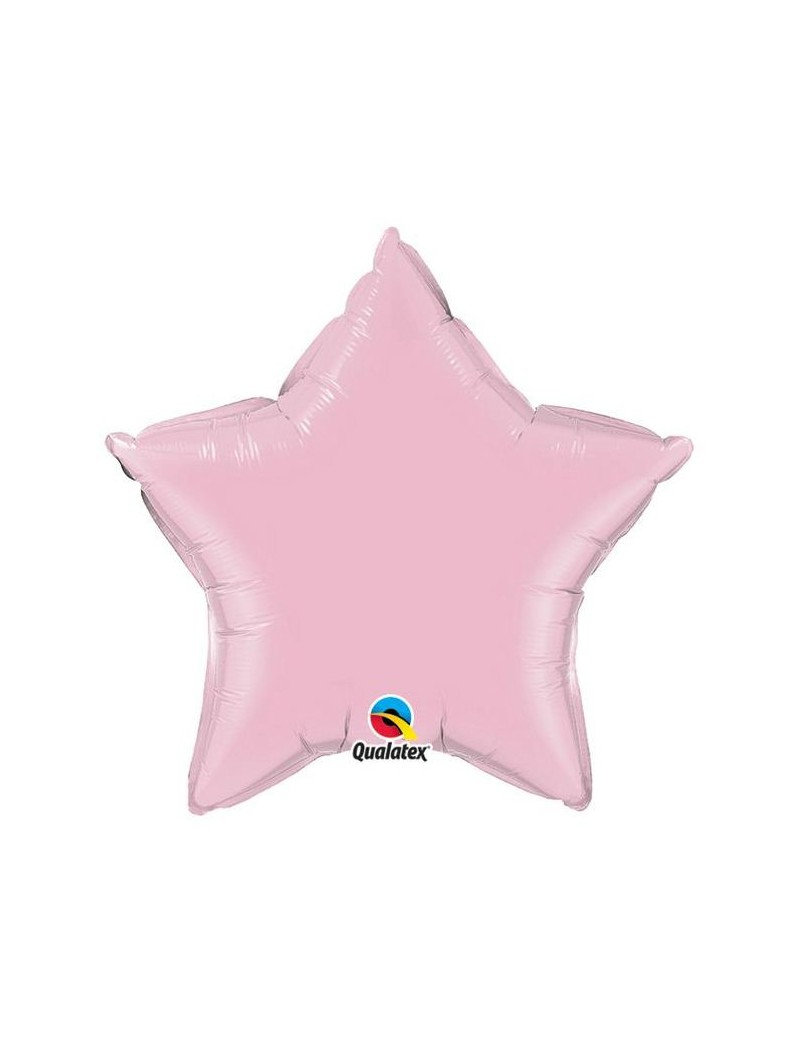 Etoile aluminium Pearl Pink