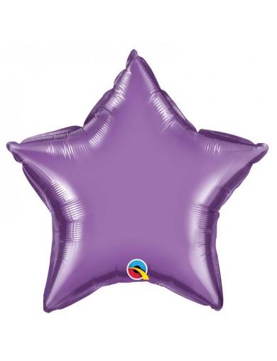 Etoile aluminium Chrome Purple