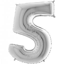 """Chiffre """"5"""" 35 cm"""