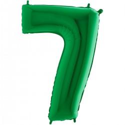 """Chiffre """"7"""" 35 cm"""