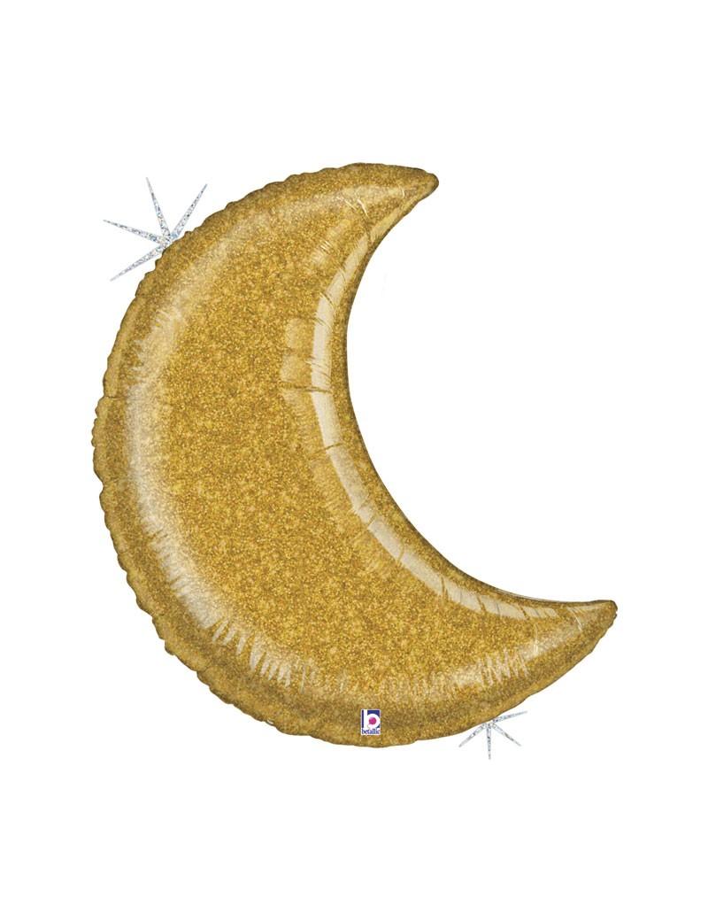 Lune Glitter Gold