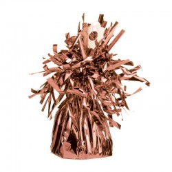 Poids Foil rose gold