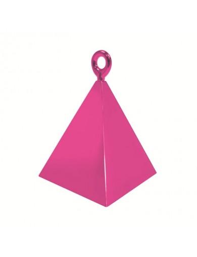 Poids Pyramide magenta