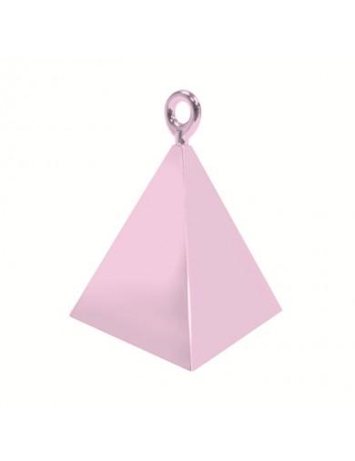 Poids Pyramide rose