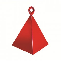 Poids Pyramide rouge