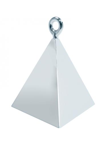 Poids Pyramide silver