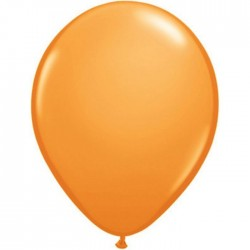 Ballon latex standard Orange